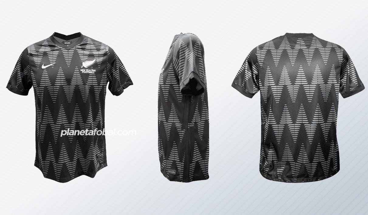 Camiseta suplente Nike de Nueva Zelanda 2020/21 | Imagen Tienda Oficial