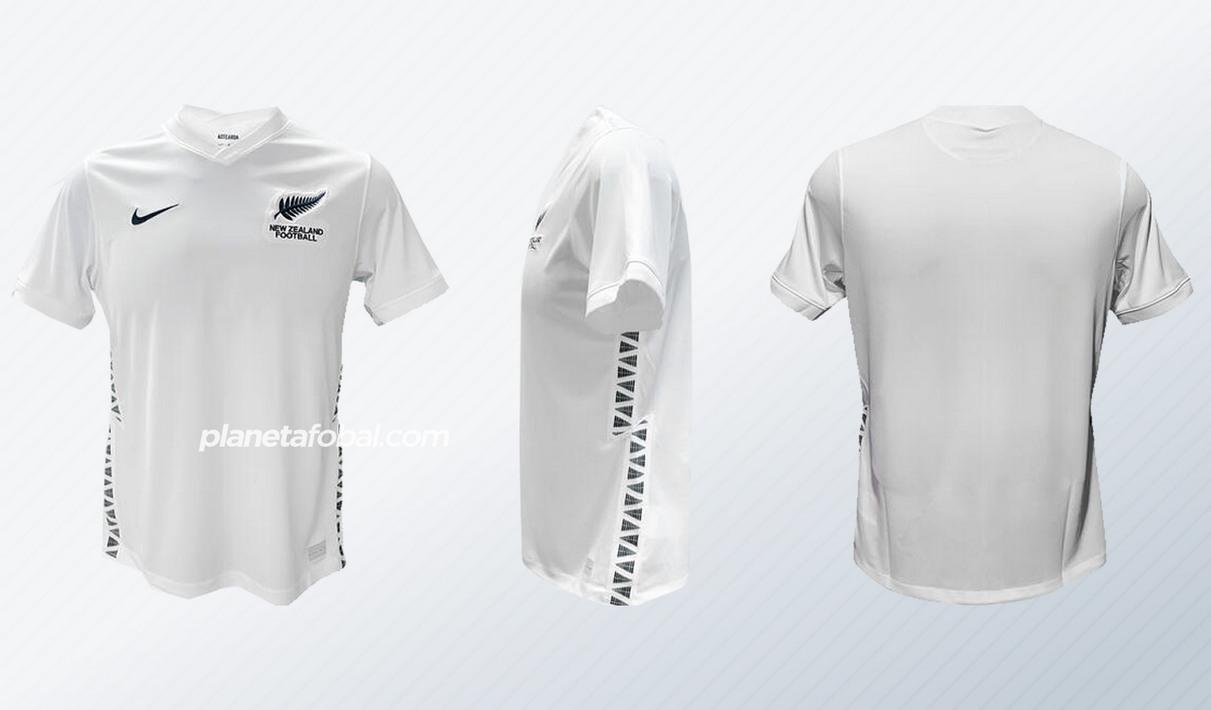 Camiseta titular Nike de Nueva Zelanda 2020/21 | Imagen Tienda Oficial