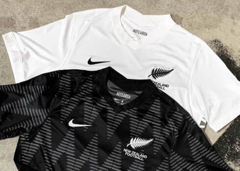 Camisetas Nike de Nueva Zelanda 2020/21 | Imagen Tienda Oficial