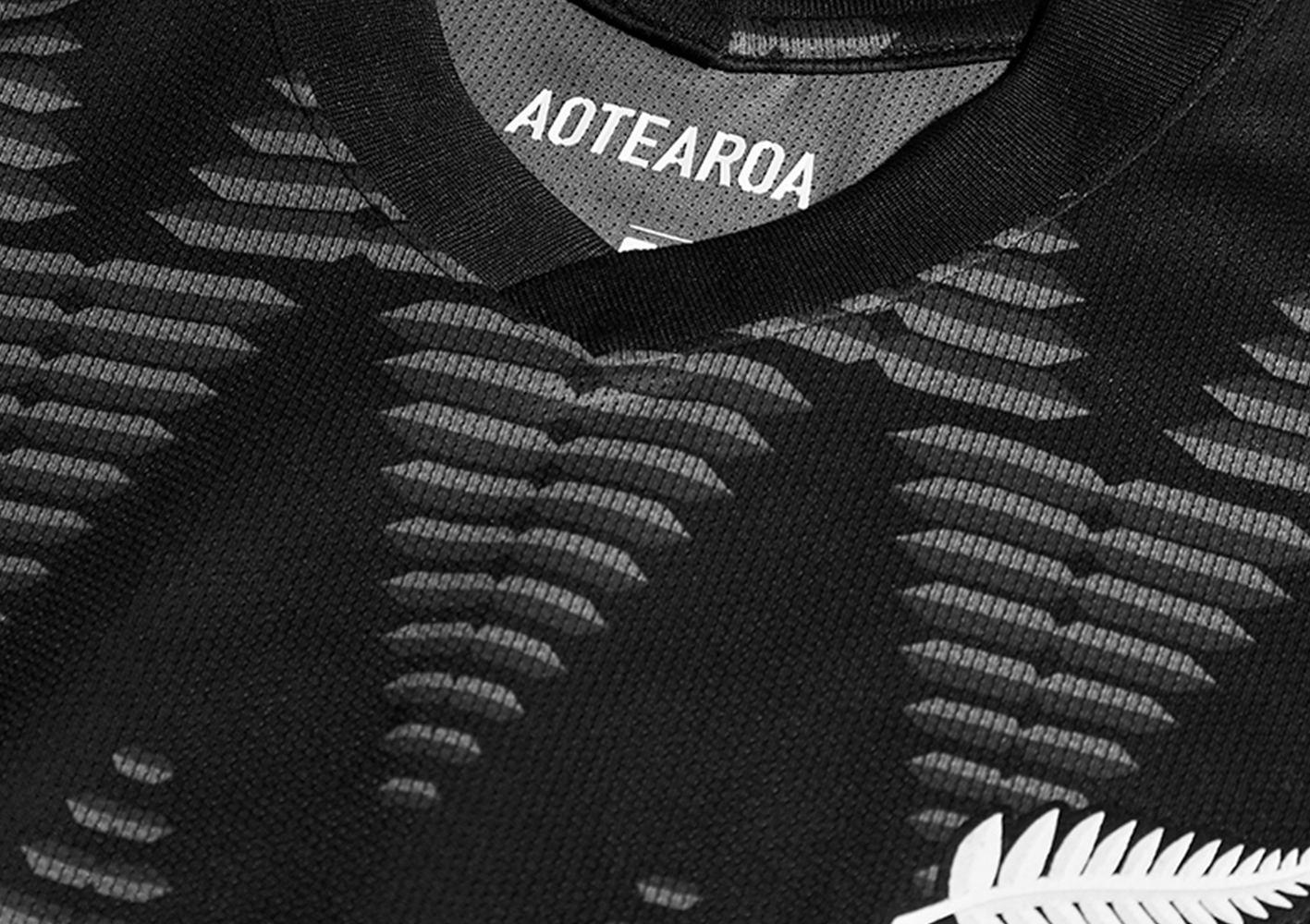 Camiseta suplente Nike de Nueva Zelanda 2020/21 | Imagen Web Oficial