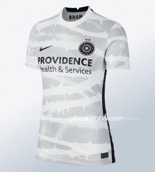 Camiseta suplente del Portland Thorns FC 2020/21 | Imagen Nike