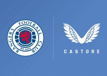 Rangers FC anuncia contrato con Castore