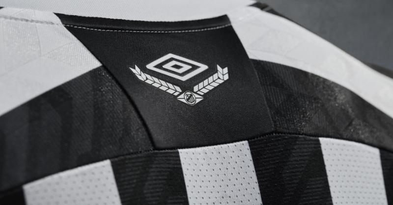Camiseta alternativa Umbro del Santos 2020/2021 | Imagen Web Oficial