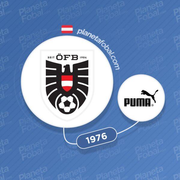 Austria y Puma desde 1976
