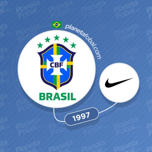 Brasil y Nike desde 1997