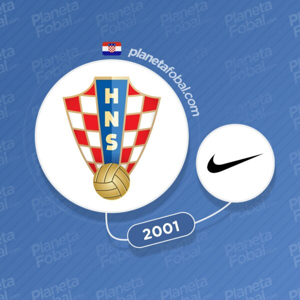 Croacia y Nike desde 2001