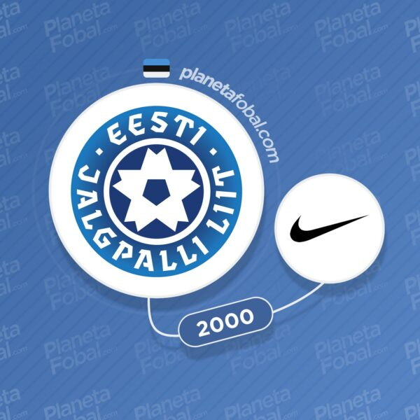 Estonia y Nike desde 2000