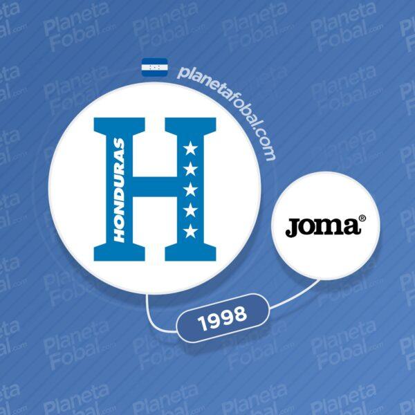 Honduras y Joma desde 1998