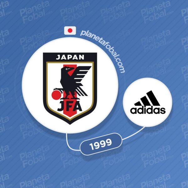 Japón y Adidas desde 1999