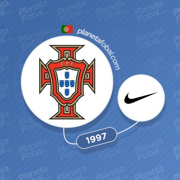 Portugal y Nike desde 1997