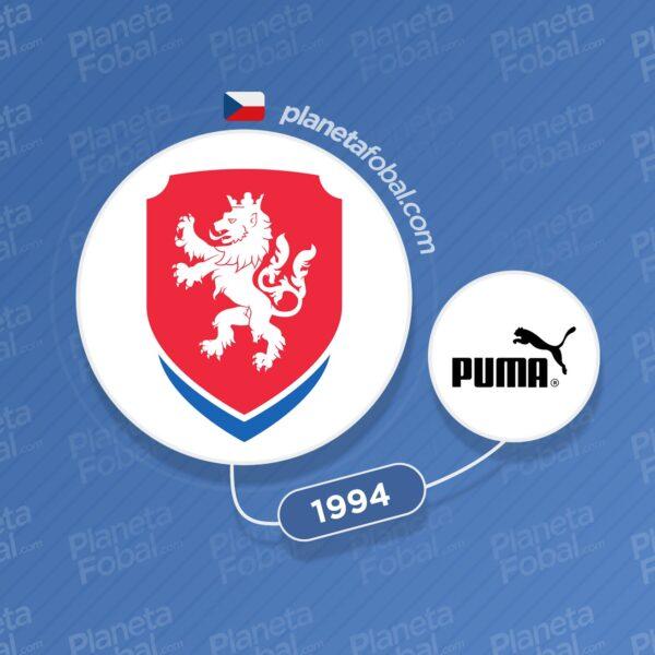 República Checa y Puma desde 1994