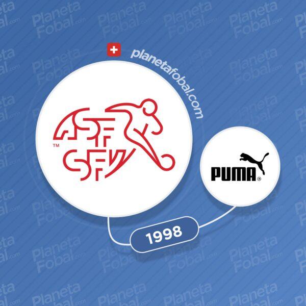 Suiza y Puma desde 1998