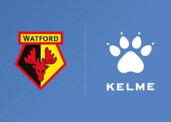 Kelme anuncia contrato con el Watford