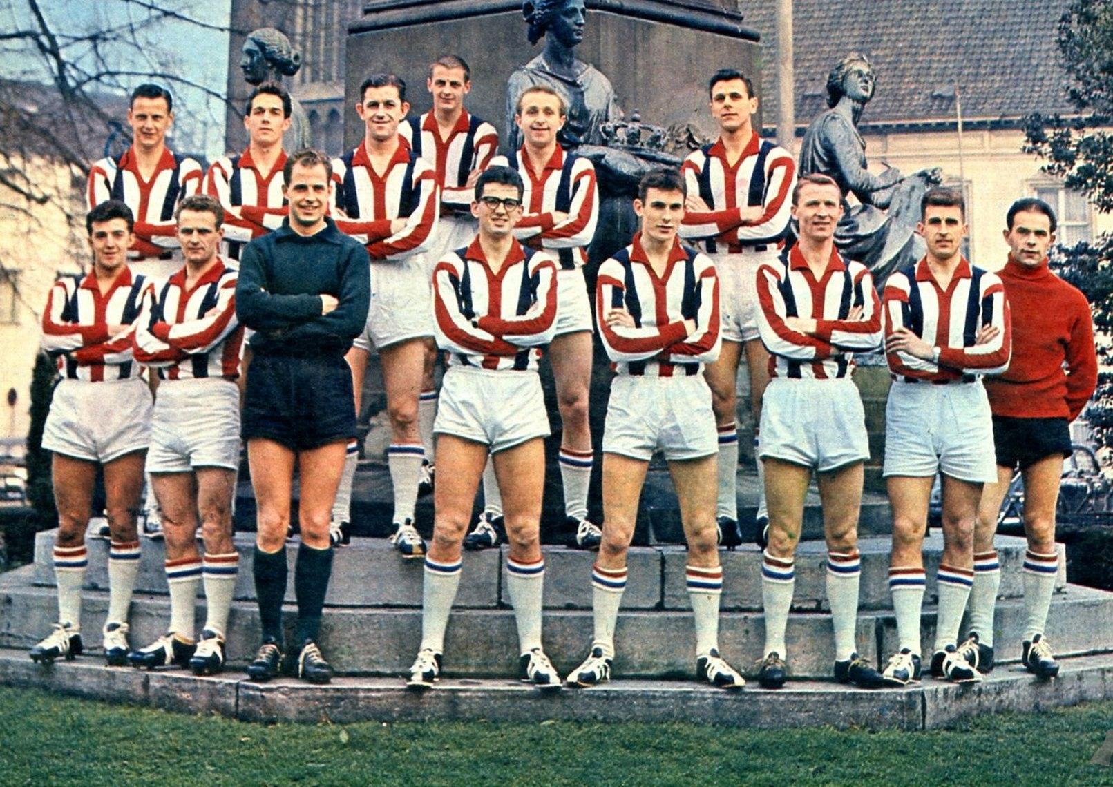 Willem II se quedó con la camiseta más linda de la historia | Imagen Eredivisie