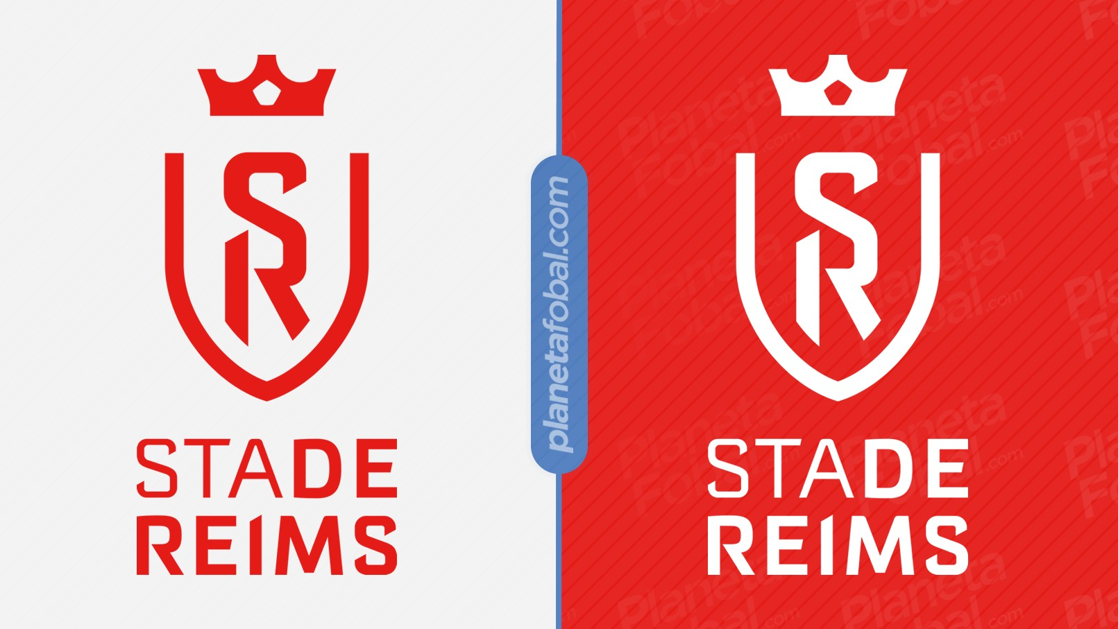 Nuevo escudo del Stade de Reims   Imágenes Web Oficial