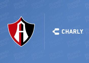 Charly Fútbol es nuevo sponsor del Atlas FC