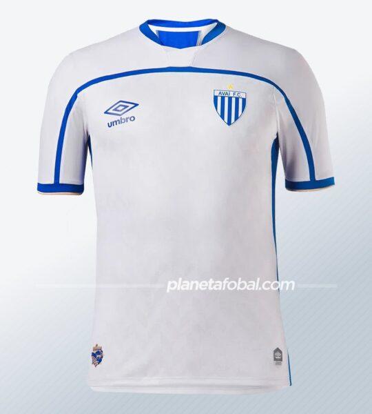 Camisetas del Avaí FC 2020/21 | Imagen Umbro