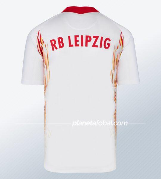 Camiseta titular Nike del RB Leipzig 2020/21 | Imagen Web Oficial