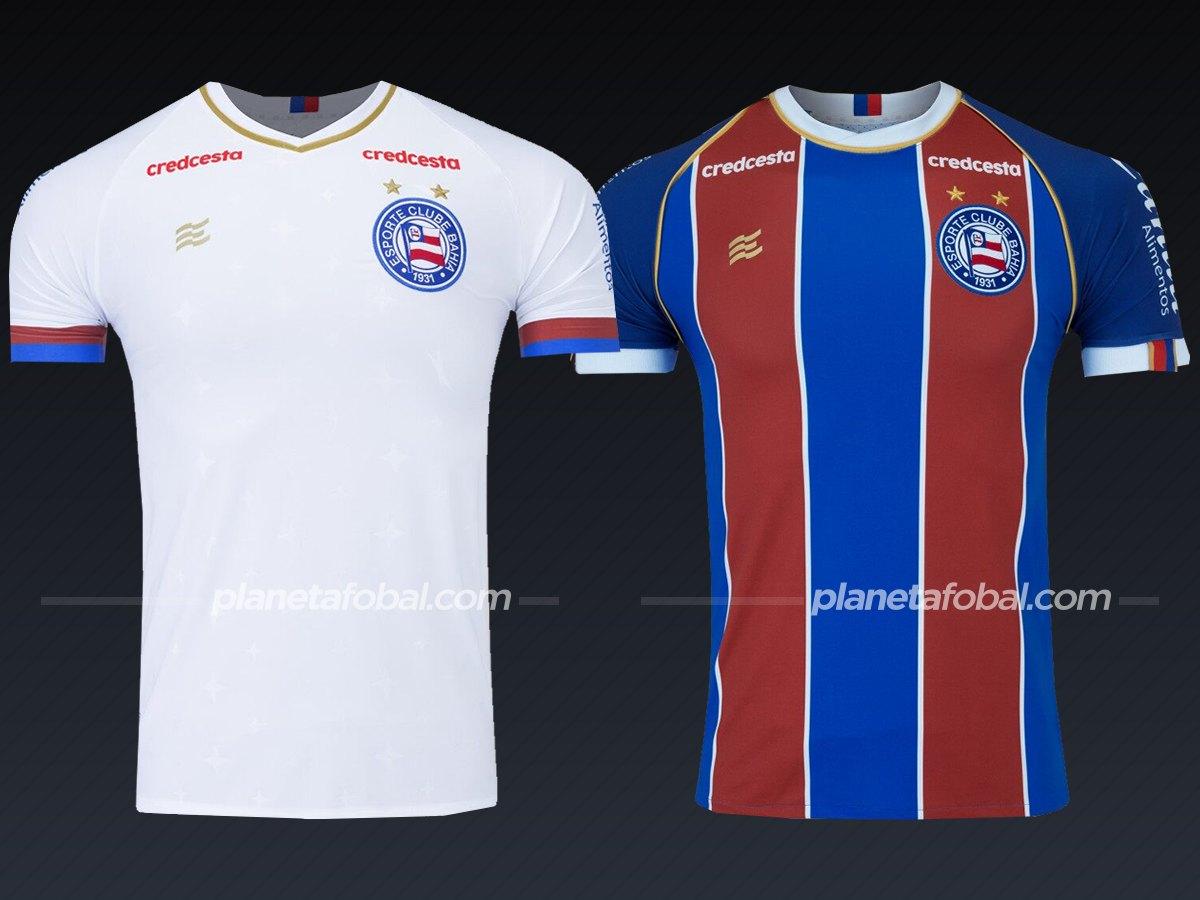 EC Bahía (Esquadrão) | Camisetas del Brasileirão 2020
