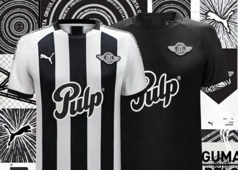 Camisetas de Libertad 2020/21 | Imagen Puma