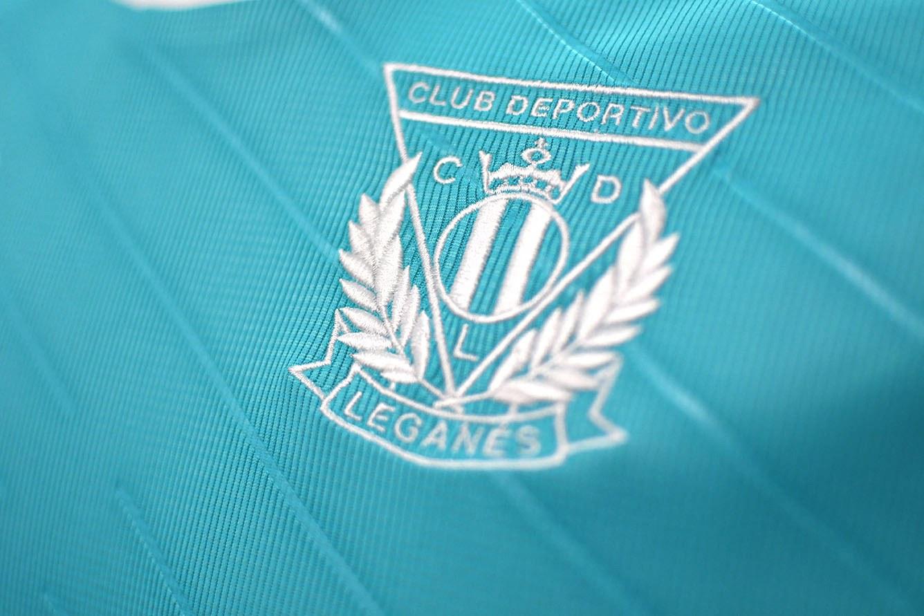 Tercera equipación Joma del CD Leganés 2020/21 | Imagen Web Oficial