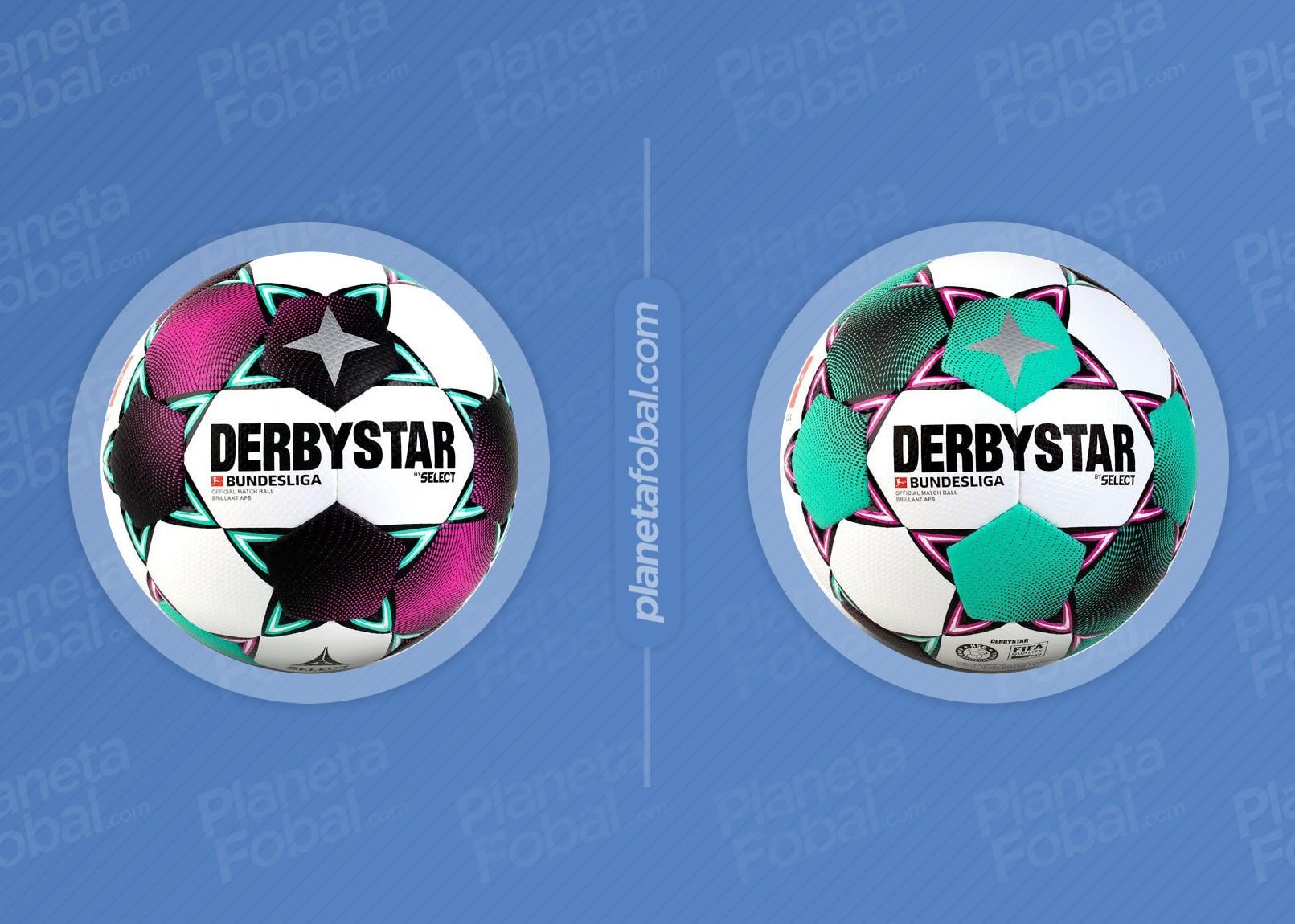 Balón Derbystar Bundesliga 2020/2021 | Imagen Web Oficial