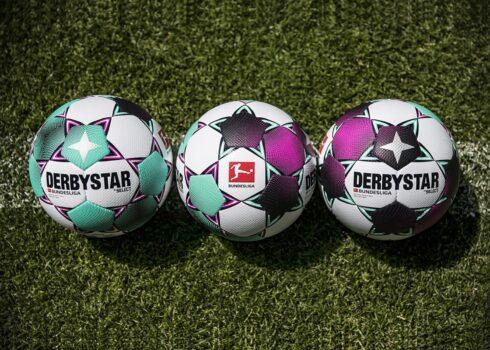 Balón Derbystar Bundesliga 2020/2021 | Imagen Twitter Oficial