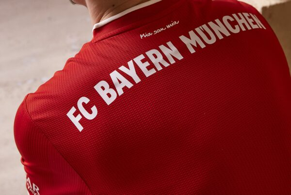 Camiseta titular del Bayern Munich 2020/2021 | Imagen Adidas
