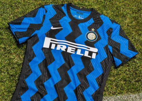 Camiseta titular del Inter 2020/2021 | Imagen Nike