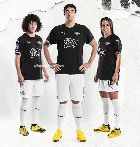 Camiseta visitante de Libertad 2020/21 | Imagen Puma