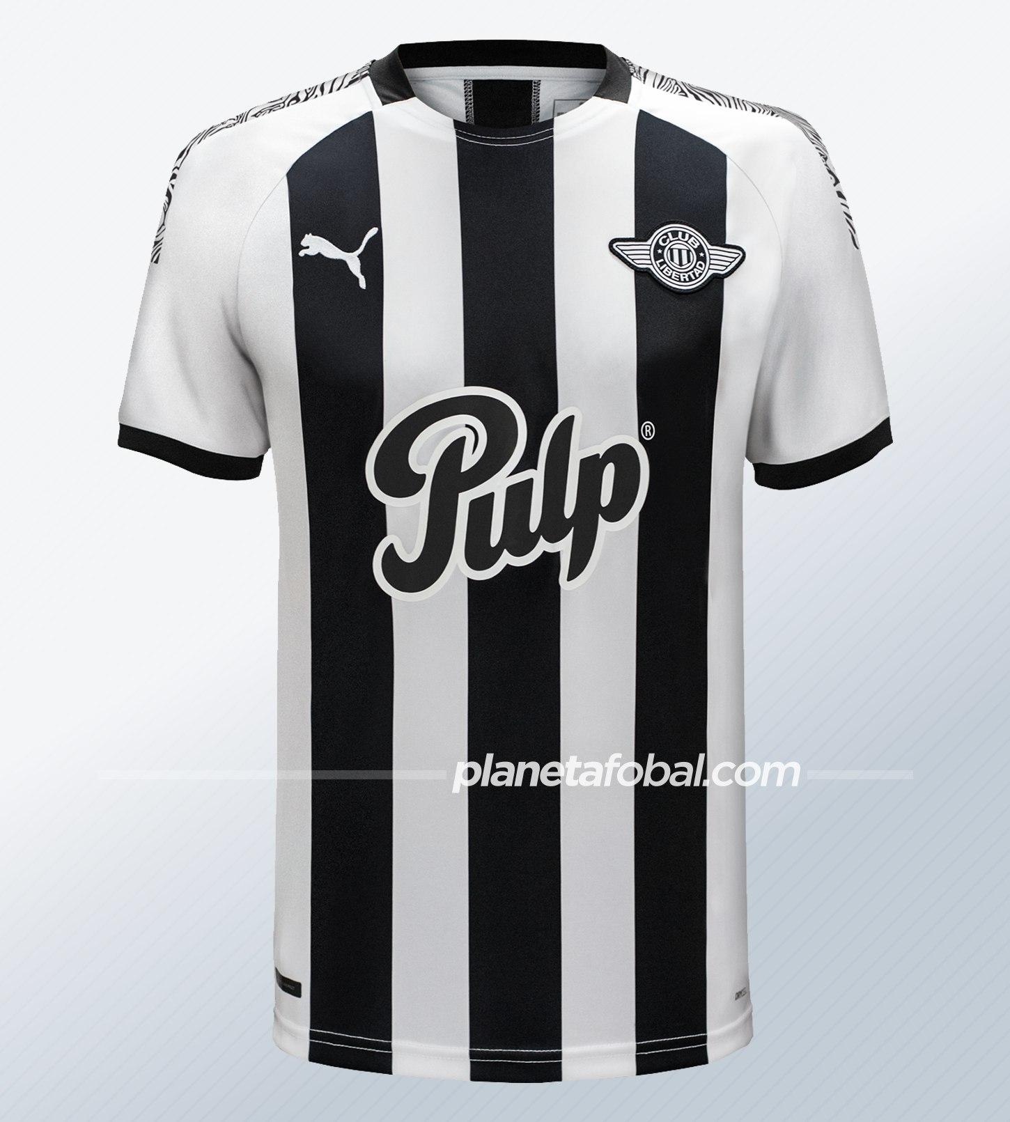 Camiseta titular de Libertad 2020/21 | Imagen Puma