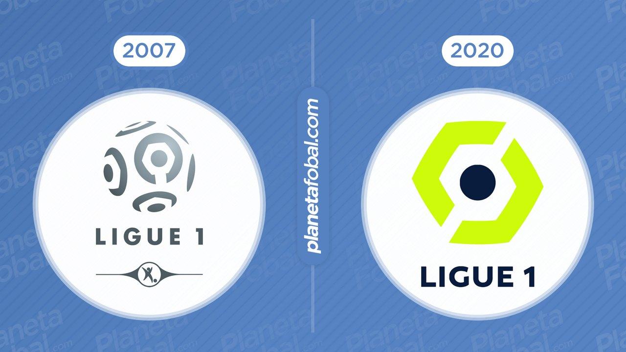 Antes y después Ligue 1 de Francia