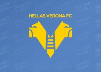 Nuevo escudo del Hellas Verona | Imagen Web Oficial