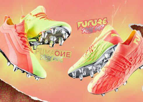"""Rise Pack"" de los botines Puma"