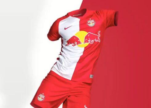 Camiseta Nike del Red Bull Salzburg 2020/21   Imagen Web Oficial