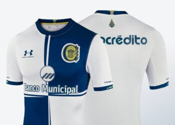 "Camiseta de Rosario Central ""130 Aniversario"" 