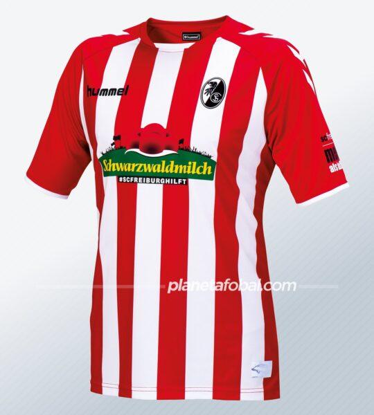 Sondertrikot Hummel del SC Freiburg 2019/20 | Imagen Web Oficial