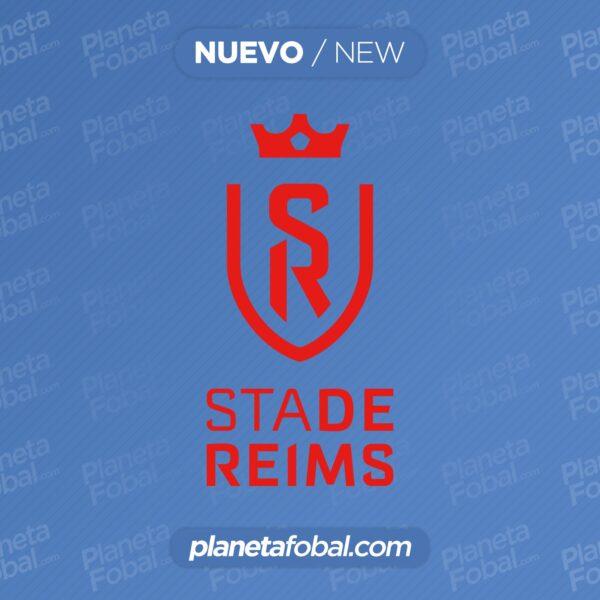 Nuevo escudo del Stade de Reims   Imagen Web Oficial