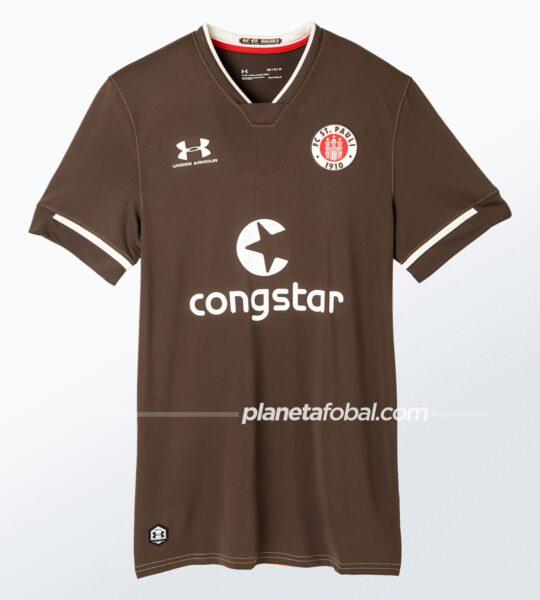 Camisetas Under Armour del St. Pauli 2020/21 | Imagen Web Oficial