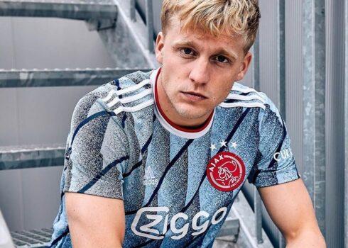 Camiseta suplente Adidas del Ajax 2020/2021 | Imagen Web Oficial