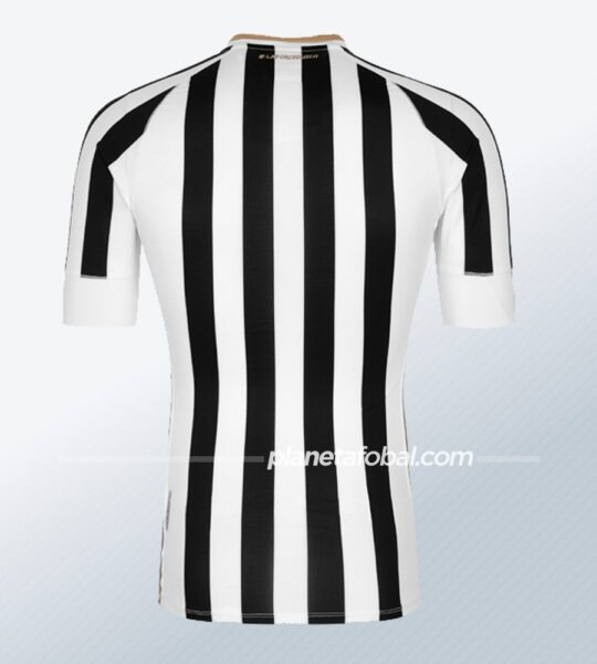 Camiseta titular Kappa del Angers SCO 2020/21 | Imagen Web Oficial