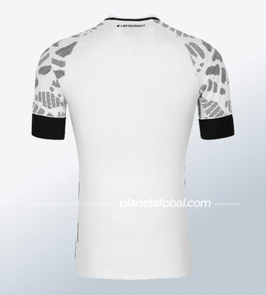 Camiseta suplente Kappa del Angers SCO 2020/21 | Imagen Web Oficial
