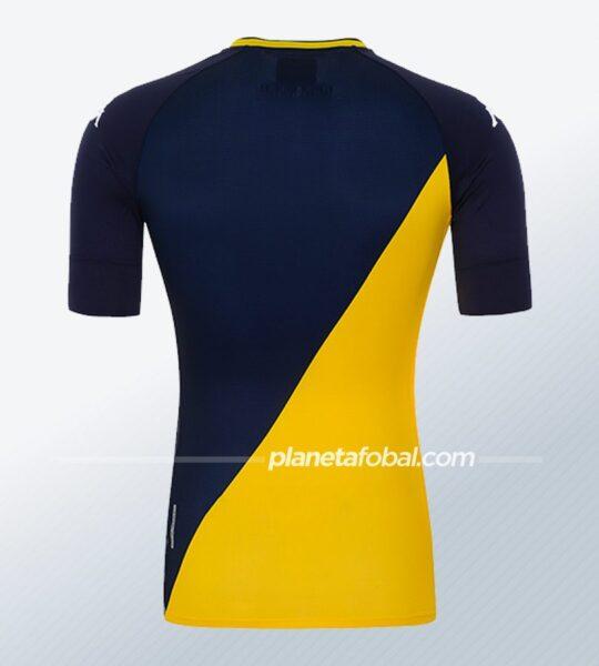Camiseta suplente Kappa del AS Monaco 2020/2021 | Imagen Web Oficial