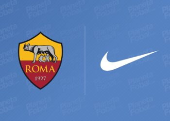 La Roma termina su contrato con Nike