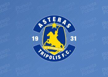 Asteras Tripolis presenta su nueva escudo | Imagen Web Oficial