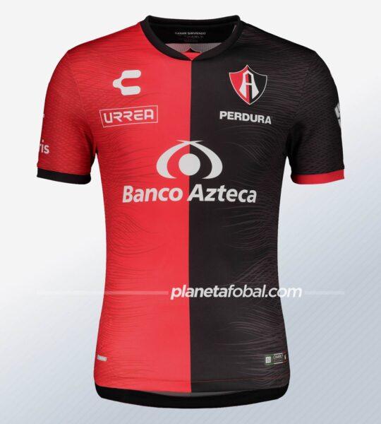 Camisetas del Atlas FC 2020/2021 | Imagen Charly