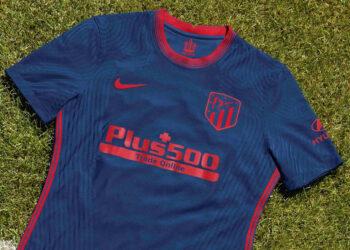 Camiseta suplente del Atlético de Madrid 2020/2021   Imagen Nike