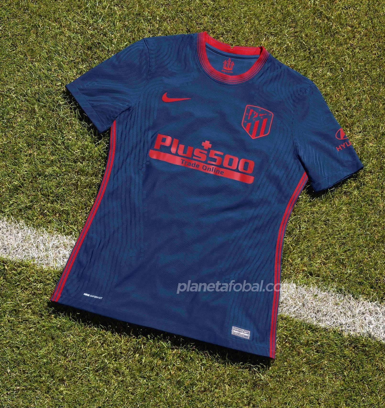 Camiseta suplente del Atlético de Madrid 2020/2021 | Imagen Nike