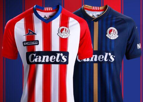 Jerseys Pirma del Atlético de San Luis 2020/21 | Imagen Twitter Oficial