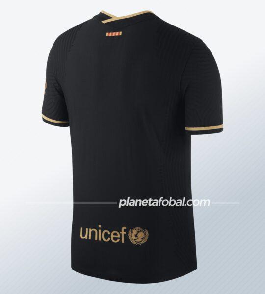 Camiseta suplente del Barcelona 2020/2021 | Imagen Nike